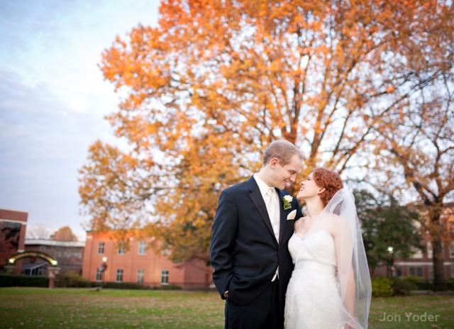 harding university photographer wedding